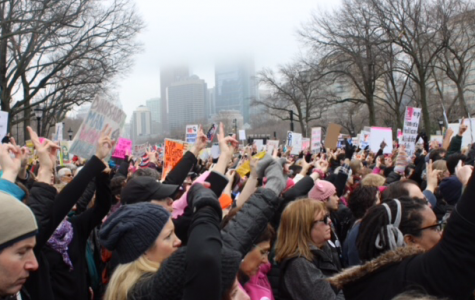 Women Rally Together