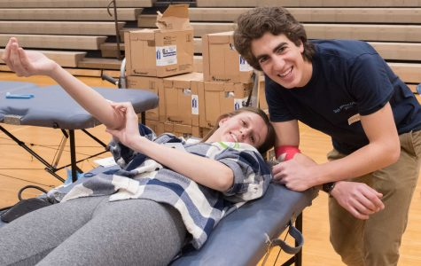 Shawnee Blood Drive Saves Lives