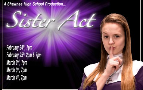 """""""Sister Act"""" Shawnee Musical Preview"""