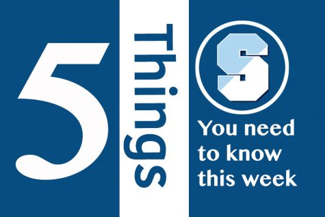 5 Things To Know – Week of 5/27