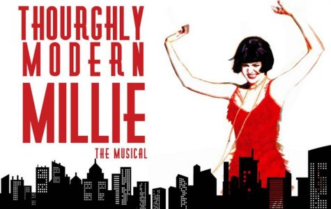 """""""Thoroughly Modern Millie"""" Spring Stage Preview"""