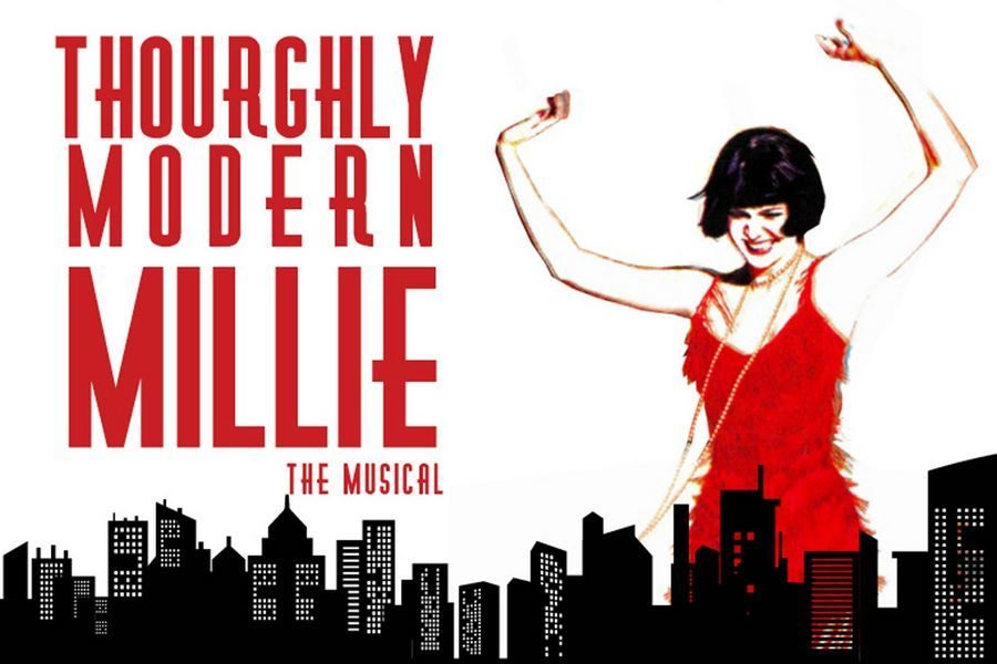 Thoroughly Modern Millie Spring Stage Preview