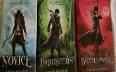 Renegade Review: The Summoner Trilogy