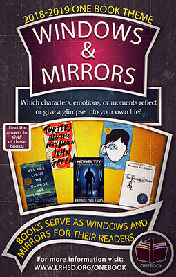 Windows and Mirrors Book Theme