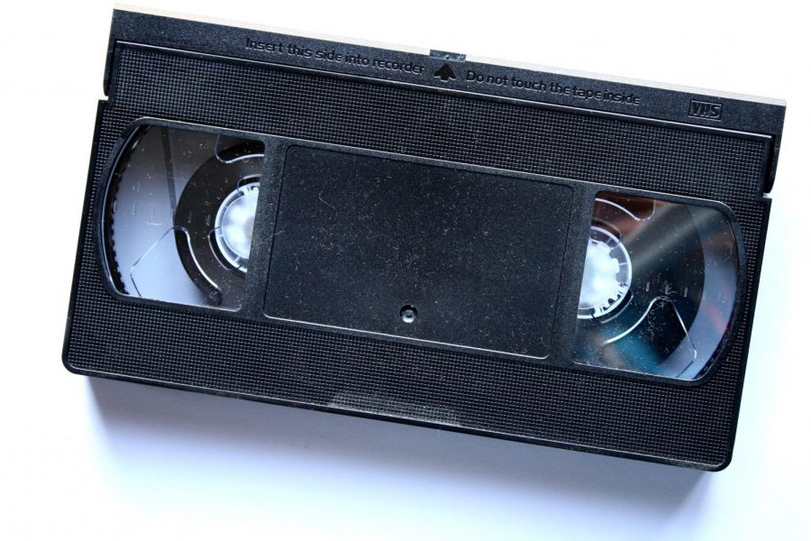 The Death of the VHS Tape