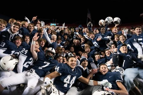 Shawnee Football Wins Regional Championship