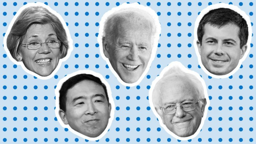 The Rundown on the Current Democratic Candidates