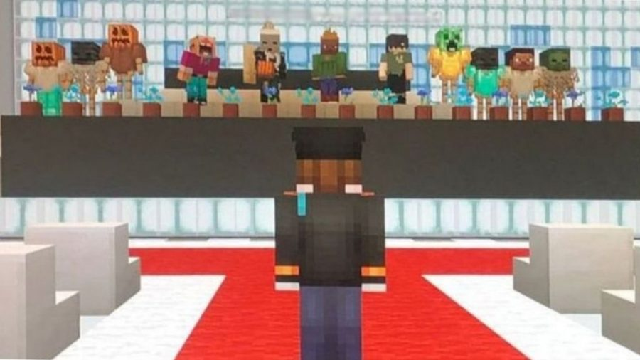 Minecraft Proms and Graduations? It