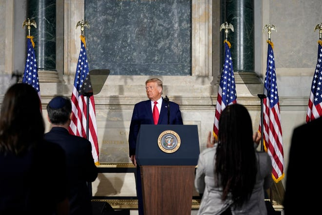 Deconstructing Trump's Speech at the White House Conference on American History