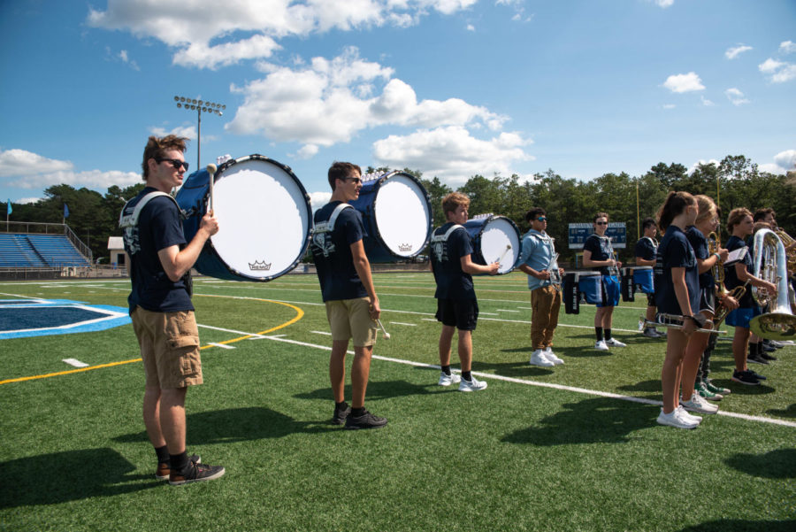 Shawnee Marching Band Home Show- 2021